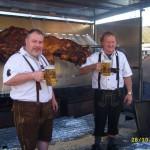 Oktoberfest in Sarnen 2011